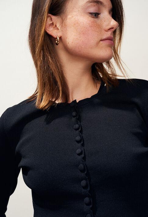 METIS : Strick & Sweatshirts farbe NOIR