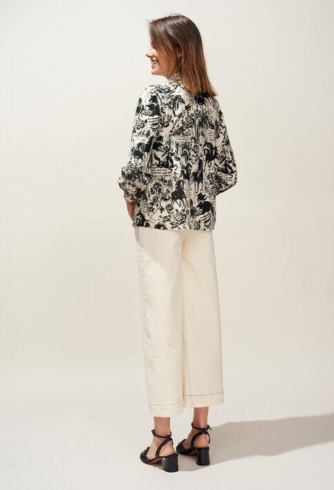 CHIMERE : Tops et Chemises couleur Multico