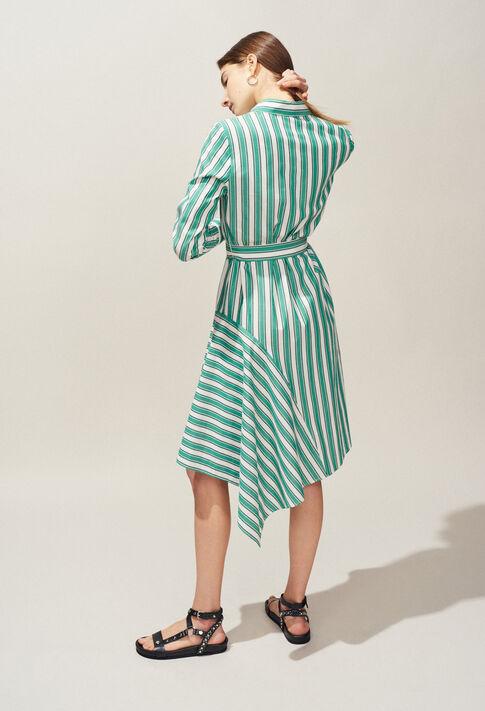 RICKLE : Kleider farbe VERT VEGETAL