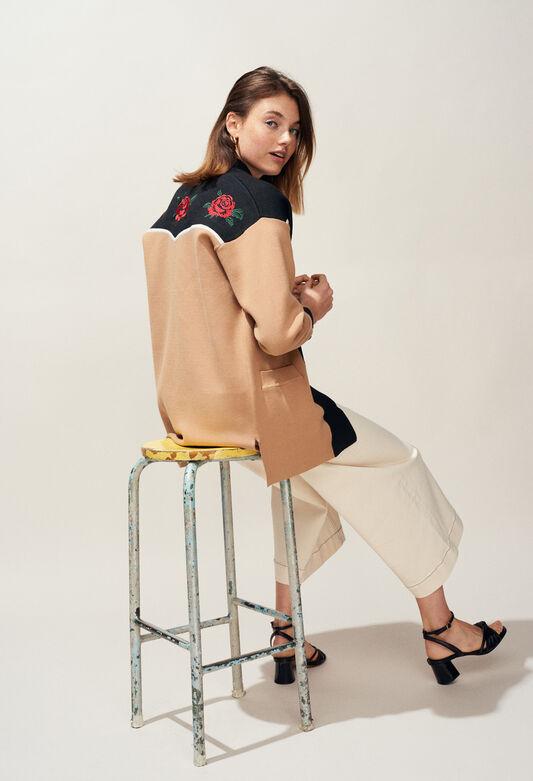 MARSHALL : Maille & Sweatshirts couleur MOKA