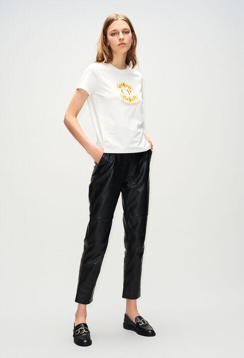 TOURNESOLH19 : T-Shirts farbe ECRU