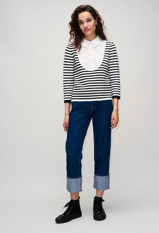 MYPOPYH19 : Strick & Sweatshirts farbe D002