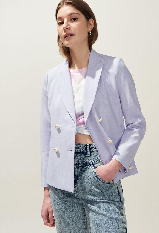 VIVA : Vestes couleur LILAS