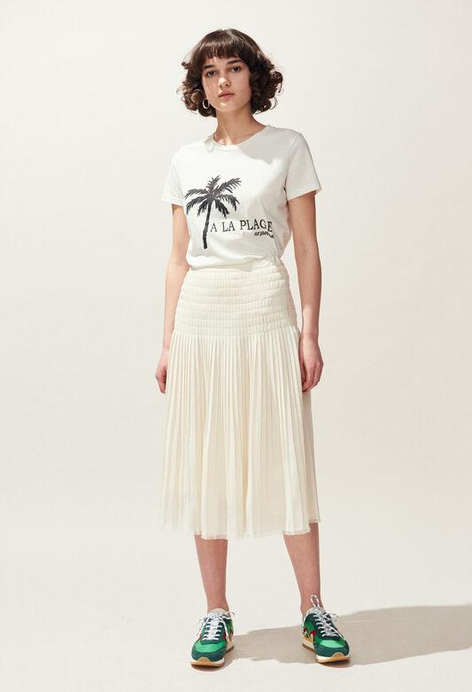 SAVANE : Jupes et Shorts couleur IVOIRE