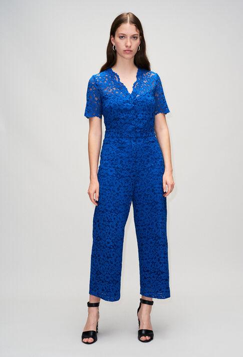 JUDITHBISH19 : Hosen & Jeans farbe BLEU ROI