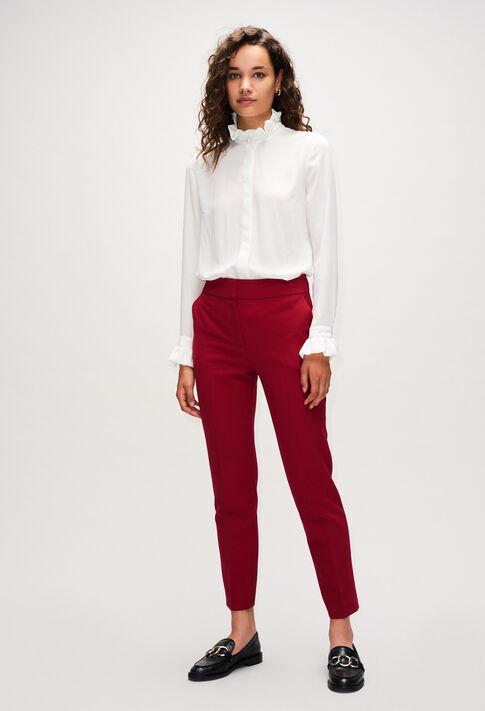 PHANPHANH19 : Hosen & Jeans farbe CERISE