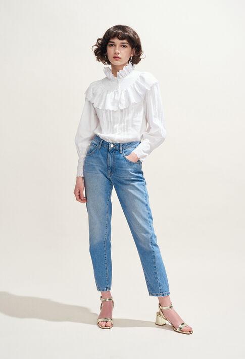 PASTEQUE : Pantalons et Jeans couleur Jean