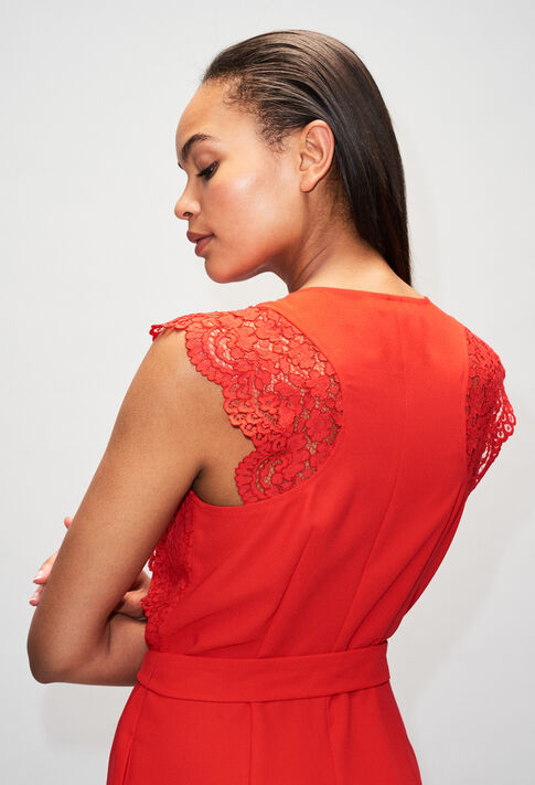 JAMIEH19 : combinaisons farbe ROUGE