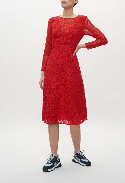 RABONIE20 : Kleider farbe ROUGE