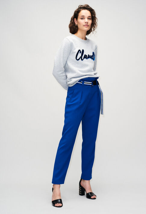 PAONH19 : Hosen & Jeans farbe BLEU ROI