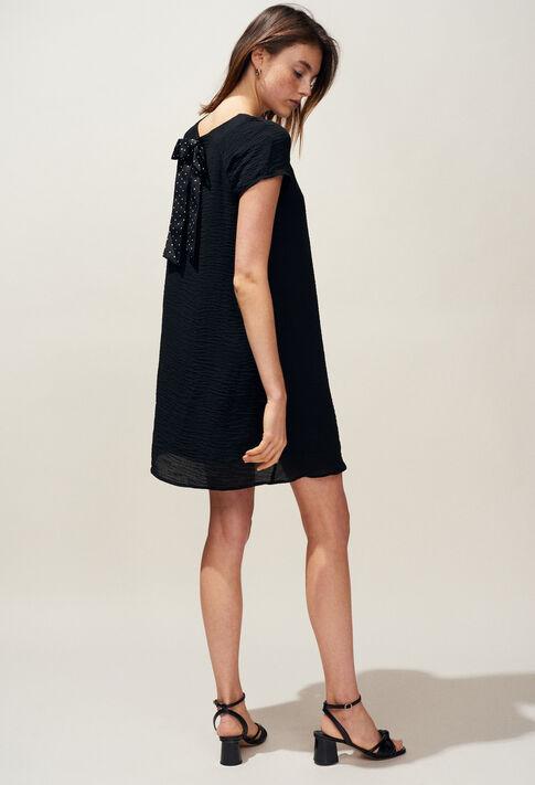 RADIEUSE BIS : Kleider farbe Noir