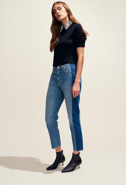 PIXIE : Hosen & Jeans farbe JEAN