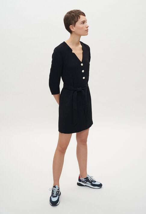 RABANE20 : Kleider farbe NOIR