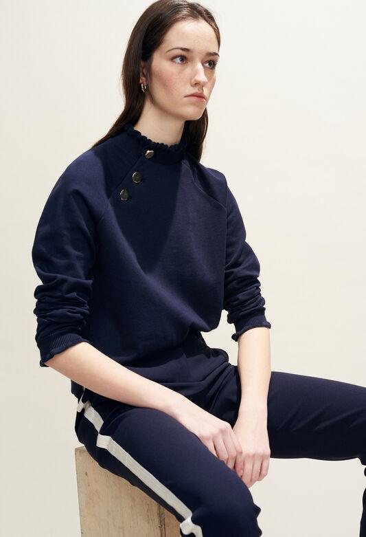TAPE : Strick & Sweatshirts farbe MARINE