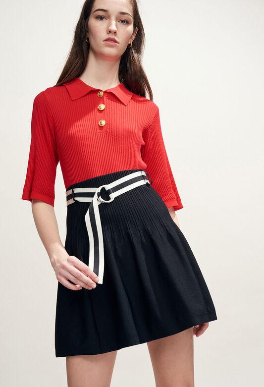 MONACO : Röcke & Shorts farbe NOIR