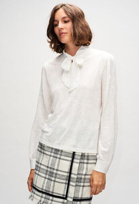 THEORIEH19 : T-Shirts couleur ECRU