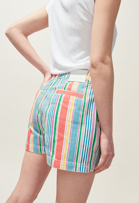 ELLIO : Röcke & Shorts farbe MULTICO
