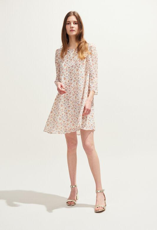RIFIFI ENNA : Kleider farbe IVOIRE