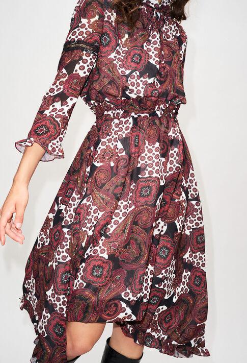 RINALDAH19 : Kleider farbe PRINT