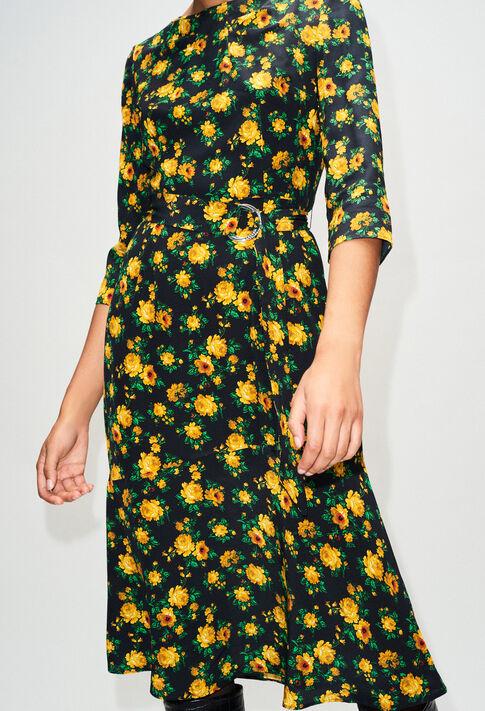 RISMAH19 : Kleider farbe PRINT