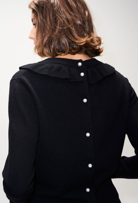 MAKOH19 : Strick & Sweatshirts farbe NOIR