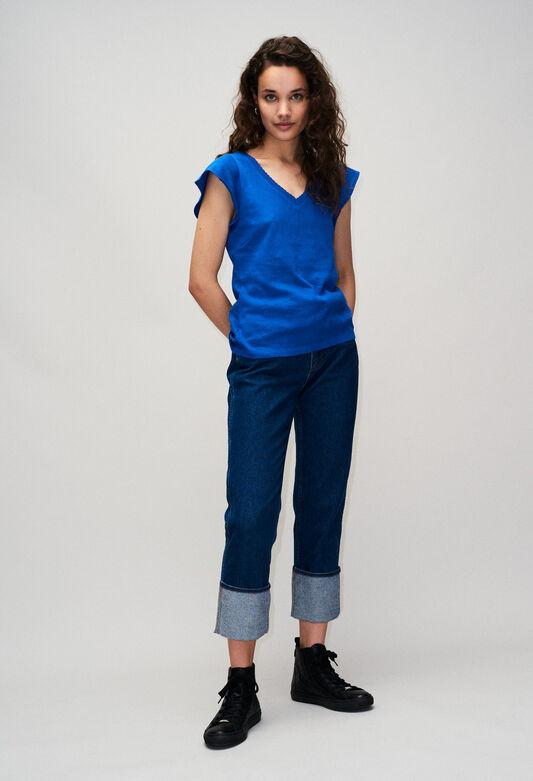 TRESSEH19 : T-Shirts farbe D003