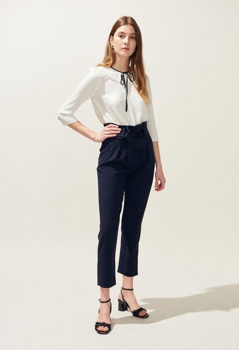 PAULETTA : Hosen & Jeans farbe Marine