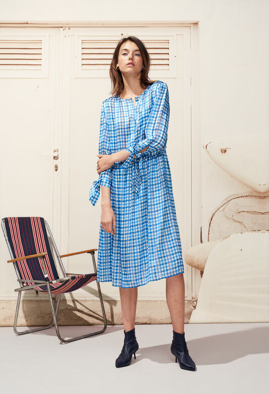 REINETTE : Kleider farbe BLEUET