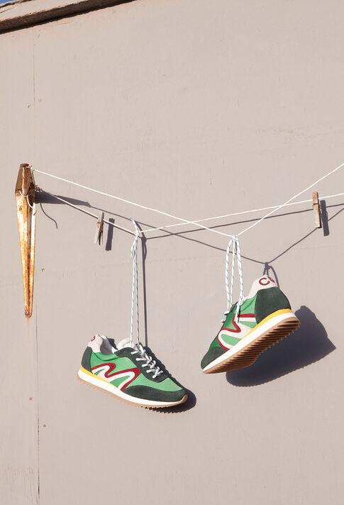 ABIGAILLE : Schuhe farbe VERT