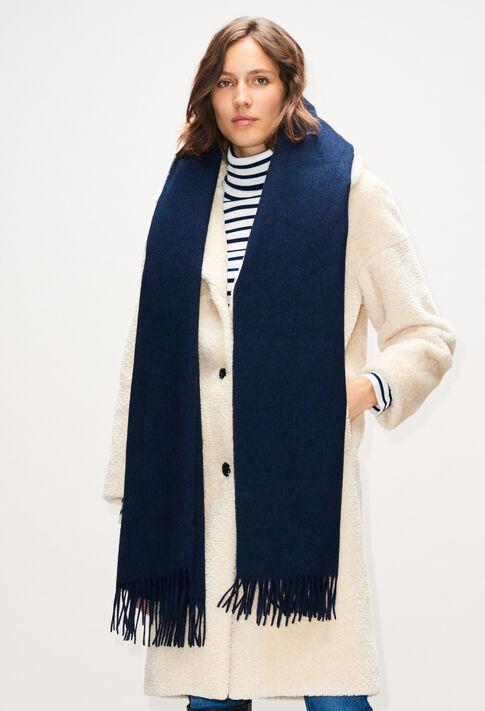 ALASKAH19 : Foulards & Écharpes couleur MARINE