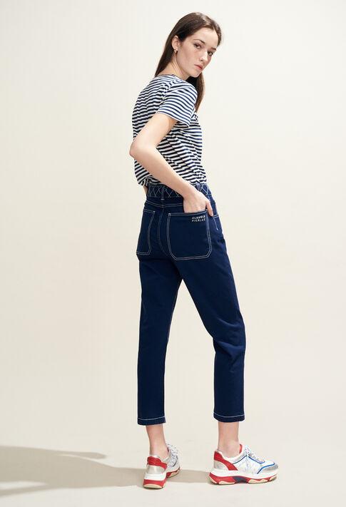 PISTOU BIS : Pantalons et Jeans couleur Outre Mer