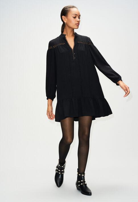 ROLLYH19 : Kleider farbe NOIR