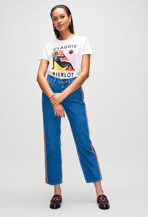 TIAMOH19 : T-Shirts farbe ECRU