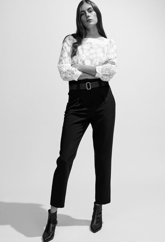 PABLOTA : Hosen & Jeans farbe MARINE