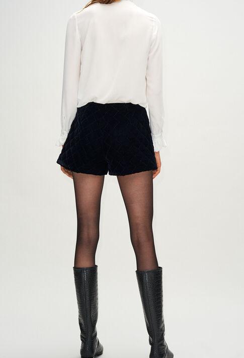 EFFECTH19 : Röcke & Shorts farbe MARINE