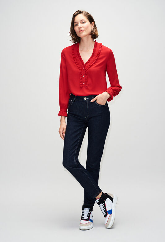 PATOLEH19 : Hosen & Jeans farbe JEAN BRUT