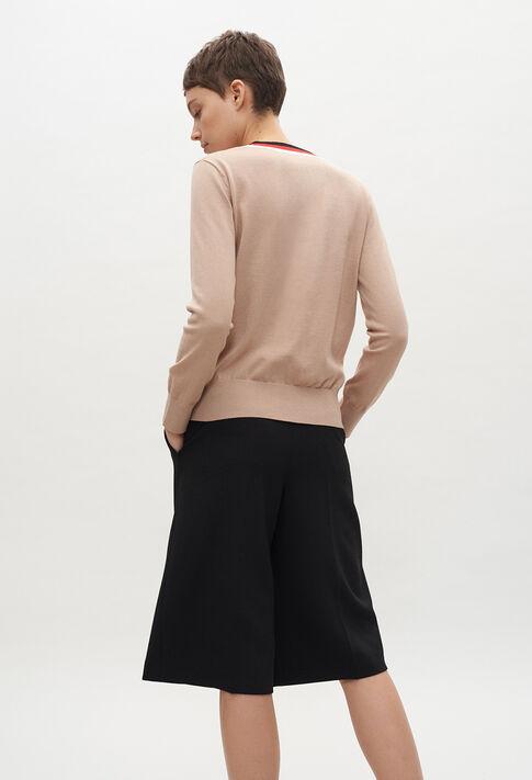 MACEDAE20 : Strick & Sweatshirts farbe BEIGE