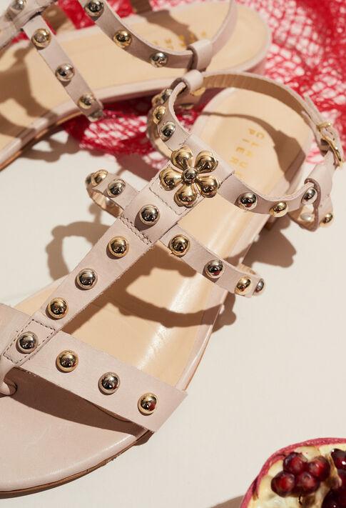 ARI : Schuhe farbe NUDE