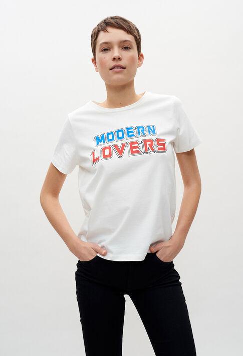 TCOOLE20 : T-Shirts farbe ECRU