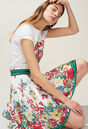 SMILE : Jupes et Shorts couleur MULTICO