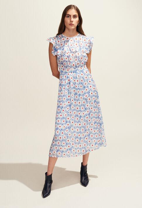 ROSSA : Kleider farbe Multico