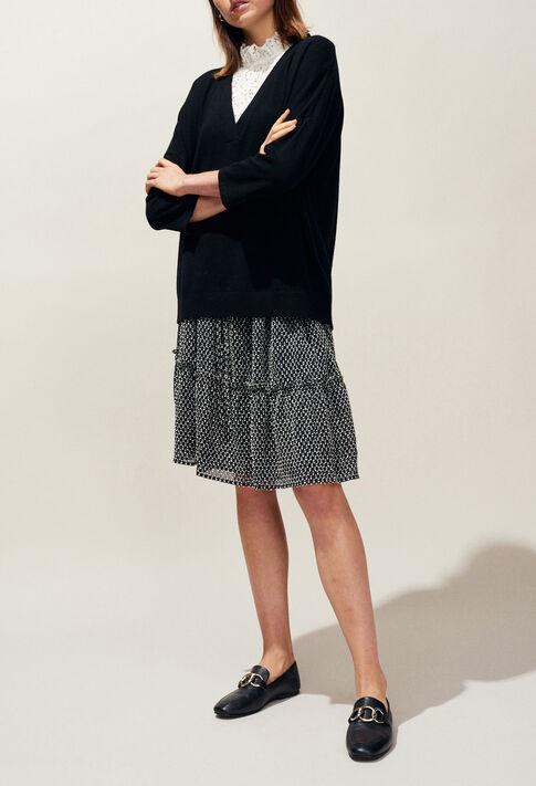 MANIANA : Strick & Sweatshirts farbe Noir
