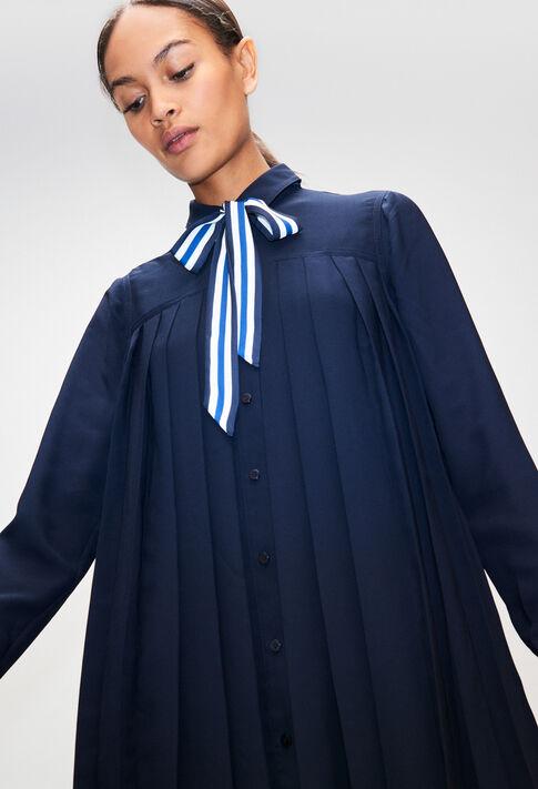 RAMSESBISH19 : Robes couleur MARINE