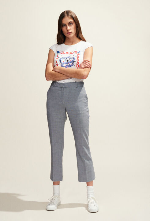POPULAIRE : Hosen & Jeans farbe GRIS CHINE