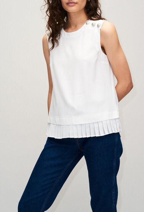 BIAGIOH19 : Oberteile & Hemden farbe ECRU