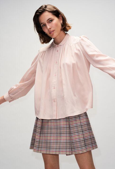 CHANCEUSEH19 : Oberteile & Hemden farbe NUDE