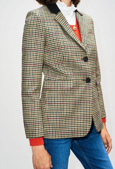 VIRIAH19 : Jacken farbe MULTICO
