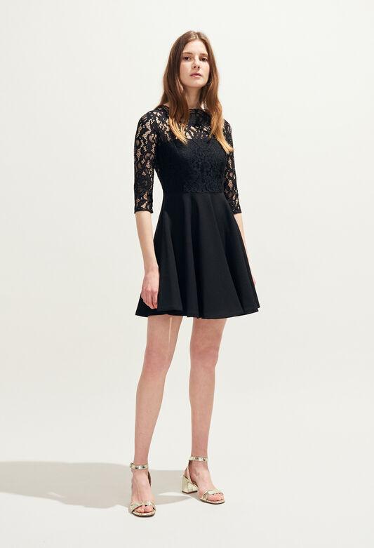 RHODES : Kleider farbe BLANC