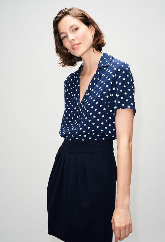 CAMBRIDGEPOISH19 : Tops et Chemises couleur PRINT