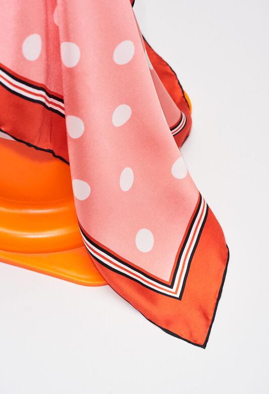 AMOUREUSEH19 : Halstücher & Schals farbe PRINT